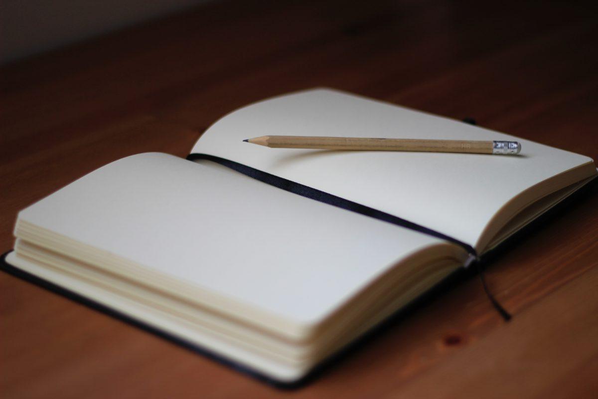 en öppen dagbok